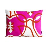 Pink Apples Pillow