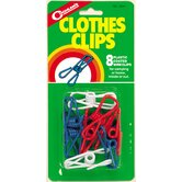 Clothes Clips (Set of 8)