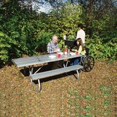 SportsPlay Outdoor Tables
