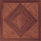 Madison 12&quot; x 12&quot; Vinyl Woodtone Tiles (Set of 9)