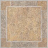 "Madison 12"" x 12"" Vinyl Marble Tiles (Set of 9)"