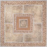"Madison 12"" x 12"" Vinyl Stone / Marble Tiles (Set of 9)"