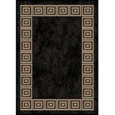 Optimum Black Rug