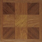 "Madison 12"" x 12"" Vinyl Woodtone Tiles (Set of 9)"