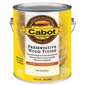 1 Gallon Natural Base Semi Transparent Preservative Wood Finish 14