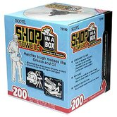 200 Count Blue Scott® Shop Towels In-A-Box 75190
