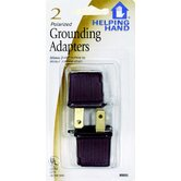 Polarized Grounding Adapter (Set of 2)