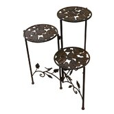 Round Planter Stands (Set of 3)