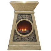 Alpine Outdoor Fireplaces