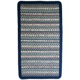 Beantown Boston Harbor Blue Multi Rug