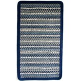 Beantown Charles River Blue Multi Rug