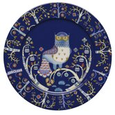 Taika 11.75&quot; Blue Plate