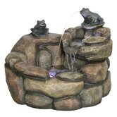 Rana Outdoor Fountain