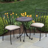 Vulcano Mosaic Bistro Set