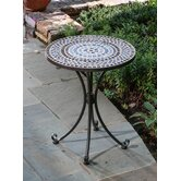 Tremiti Mosaic Outdoor Bistro Table