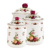 Royal Albert Canisters & Jars
