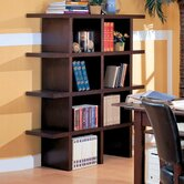 Redding Bookshelf in Wood Grain