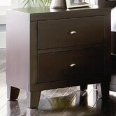 Kingman Deep 2 Drawer Nightstand