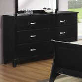 Bells 6 Drawer Dresser