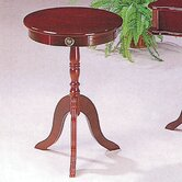 Davenport Pedestal Telephone Table
