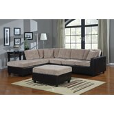 Elowe Corduroy Sectional