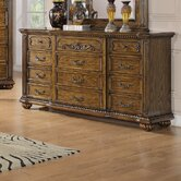 Backbay 12 Drawer Dresser