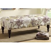 Upholstered Bedroom Bench