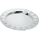 Girotondo Miniature Round Tray in Mirror by King-Kong