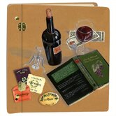 Home and Garden Wine and Spirits Good Book, Good Wine II Photo Album