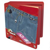 Children and Baby's Denim Blues Memory Box