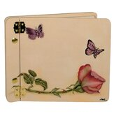 Home and Garden The Rose Mini Book Photo Album