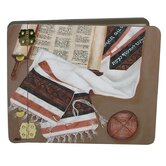 Judaica His Tallit Mini Book Photo Album