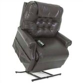 Heritage Collection Very Heavy Duty 2-Position Lift Chair with Button Back