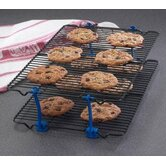"Kitchenware 16"" Stackable Cooking Rack Set"