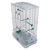 Medium Vision Bird Cage with Small Wire