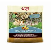 Living World Timothy Toppings Fruit Mix Small Animal Treat - 21.3 oz.