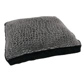 Dogit Style Turtle Small Mattress Dog Bed in Black
