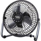"Black and Decker 6"" Desk Fan"