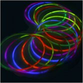 50-Piece Glow-Stick Necklaces