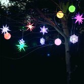 Solar Hanging Tree Light (Set of 12)