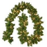General Foam Plastics Holiday Wreaths, Garlands & Faux Florals