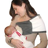 Baby Bond X-Small / Small Original Nursing Cover in Charcoal