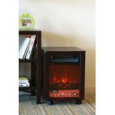 Portable Fireplace 1500W - Heats up to 1000 sq ft