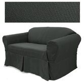 DO NOT SET LIVE!Elegant Ribbed Furniture Slipcover