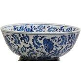 Oriental Furniture Serving Bowls