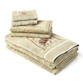 Oriental Furniture Bath Towels