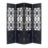 Charleston Room Divider in Black
