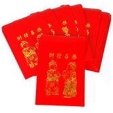 40 Pack Envelopes in Red