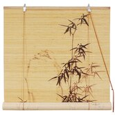 Bamboo Design Blinds in Black