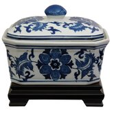 Oriental Furniture Canisters & Jars